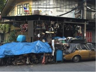 Ulice Bangkoka, autor: Đina Jakir
