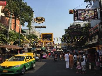 Khao San Road, najpopularnija ulica u Bangkoku autor: Đina Jakir