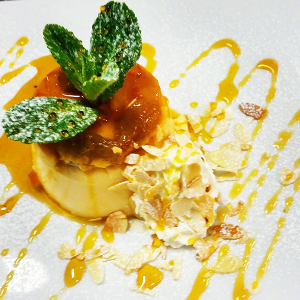 Restoran Kopun, – Dubrovnik – Rožata Izvor: Restoran Kopun/Facebook