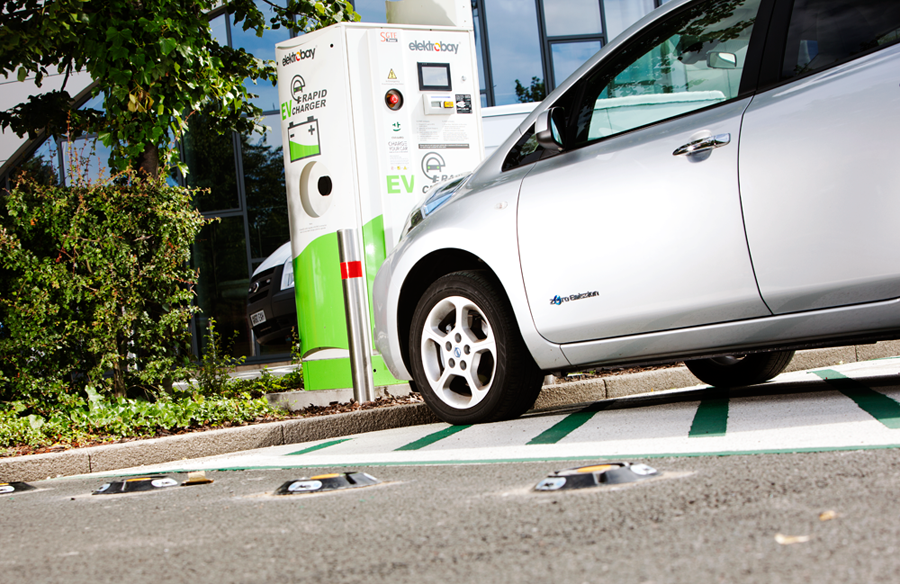 Charge point manufacturer - Join us