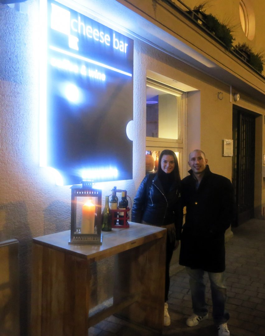 Mia i Josip Foto: Chees bar