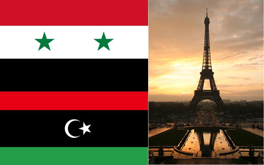 Napad u Parizu je pokazao svo licemjerje Europske unije i SAD-a! Zašto niti jedna zgrada nije svjetlila u bojama iračke zastave, afganistanske zastave, libijske ili sirijske zastave?