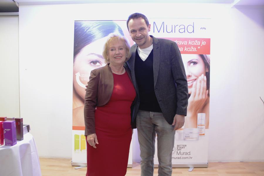 Dr. Haina i Enis Bešlagić Izvor: Wellness centar Murad