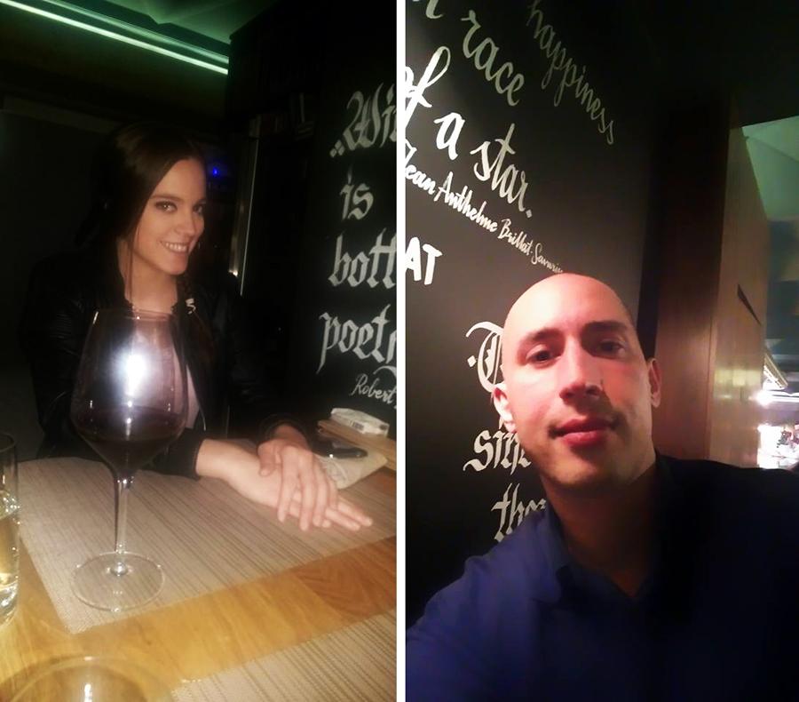 Irena Jakičić i Josip Novosel aka Gastro Snob (Bistro Šnicl) Foto: Flash.hr