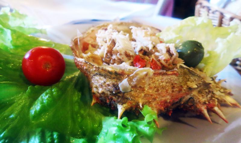 Konoba Astarea - salata od rakovice Foto: Josip Novosel, Flash.hr