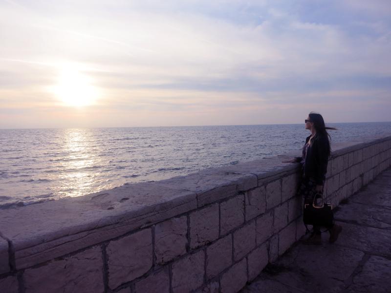 UMAG - začazak sunca Foto: Josip Novosel, Flash.hr