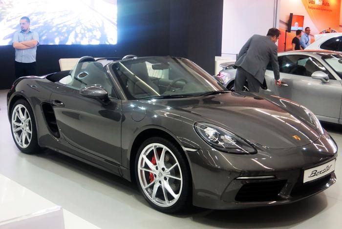 Porsche Boxter Foto: Josip Novosel, Flash.hr
