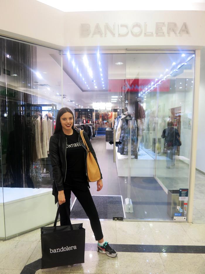 Boutique Bandolera Model: Irena Jakičić Foto: Josip Novosel, Flash.hr