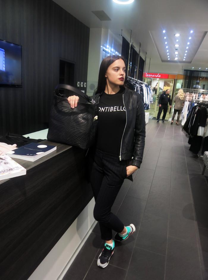 Boutique Bandolera - Torbica Abro Model: Irena Jakičić Foto: Josip Novosel, Flash.hr