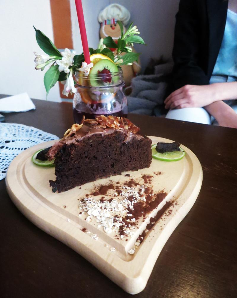 Mio Corazon - čokoladna torta sa slaninom Foto: Josip Novosel, Flash.hr