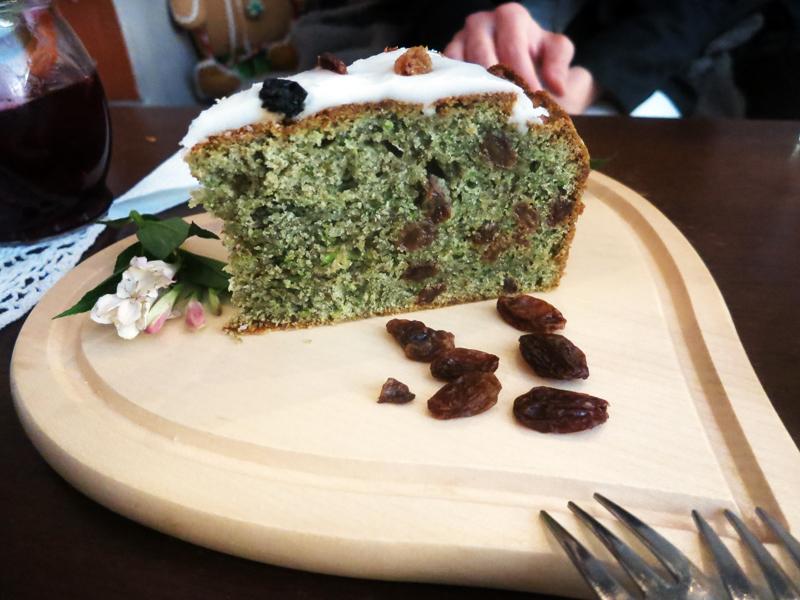 Mio Corazon - Bučina torta sa grožđicama Foto: Josip Novosel, Flash.hr