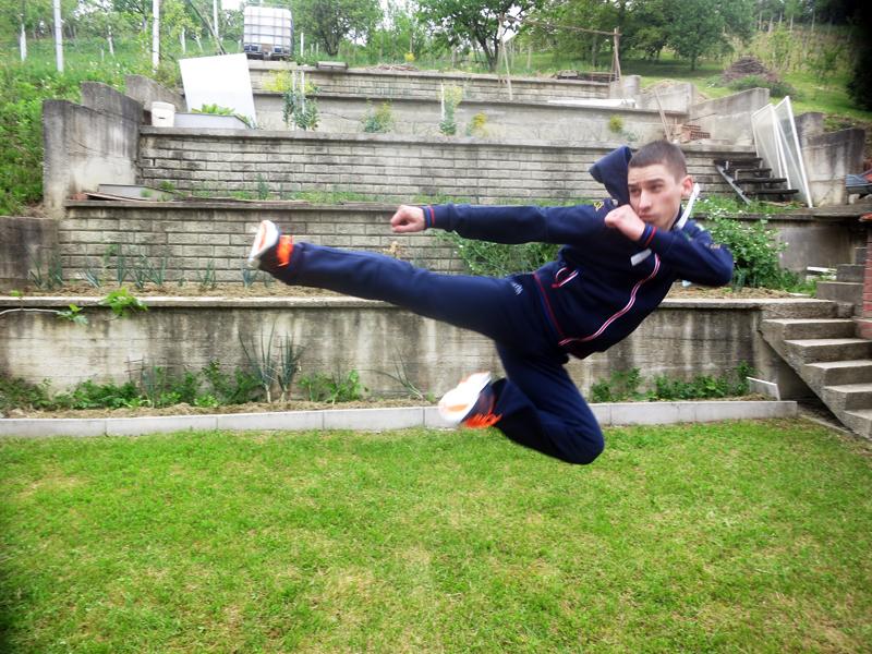 Čučerski Ninja:) Foto: Josip Novosel, Flash.hr