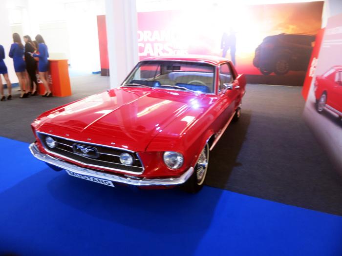 Mustang 1966 Foto: Josip Novosel, Flash.hr