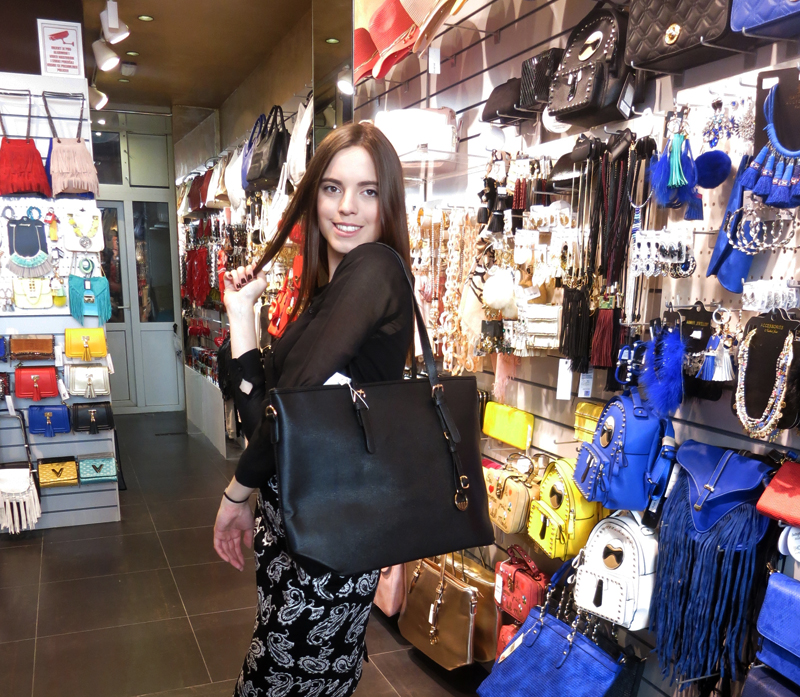 La Marie Fashion Store Model: Irena Jakičić Foto: Josip Novosel, Flash.hr