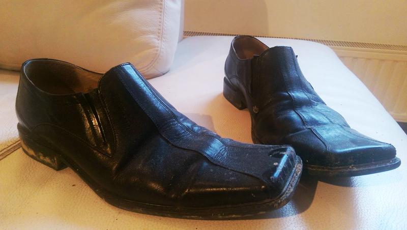 Cipele tetak Mijo Kofekcija Mirogoj Foto: Josip Novosel, Flash.hr