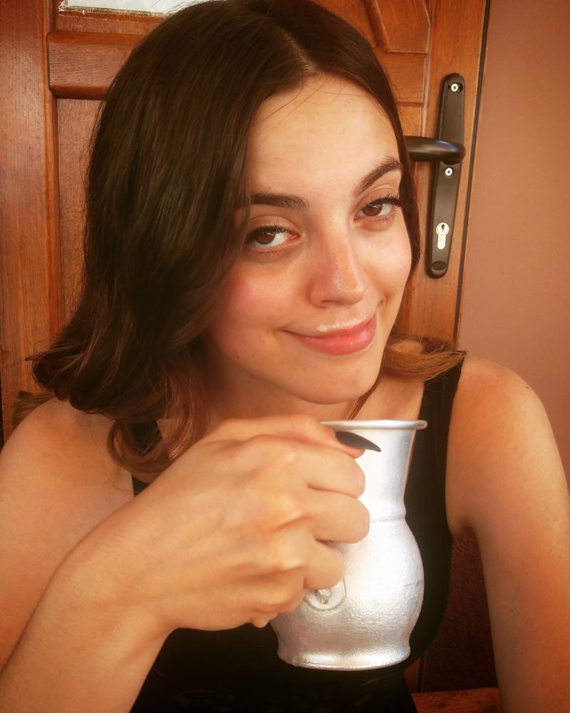 LOKMA - Irena alkić i njezino novo piće za triježnjenje: Ayran – tradicionalno tursko piće Foto: Josip Novosel, Flash.hr