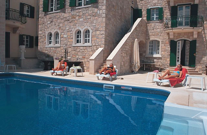 Hotel Ivan u Bolu na otoku Braču Foto: Josip Novosel, Flash.hr