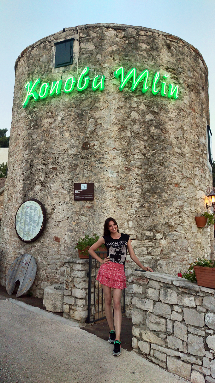 Konoba Mlin u Bolu na otoku Braču - Irena Jakičić aka Gastro Snobica Foto: Josip Novosel, Flash.hr