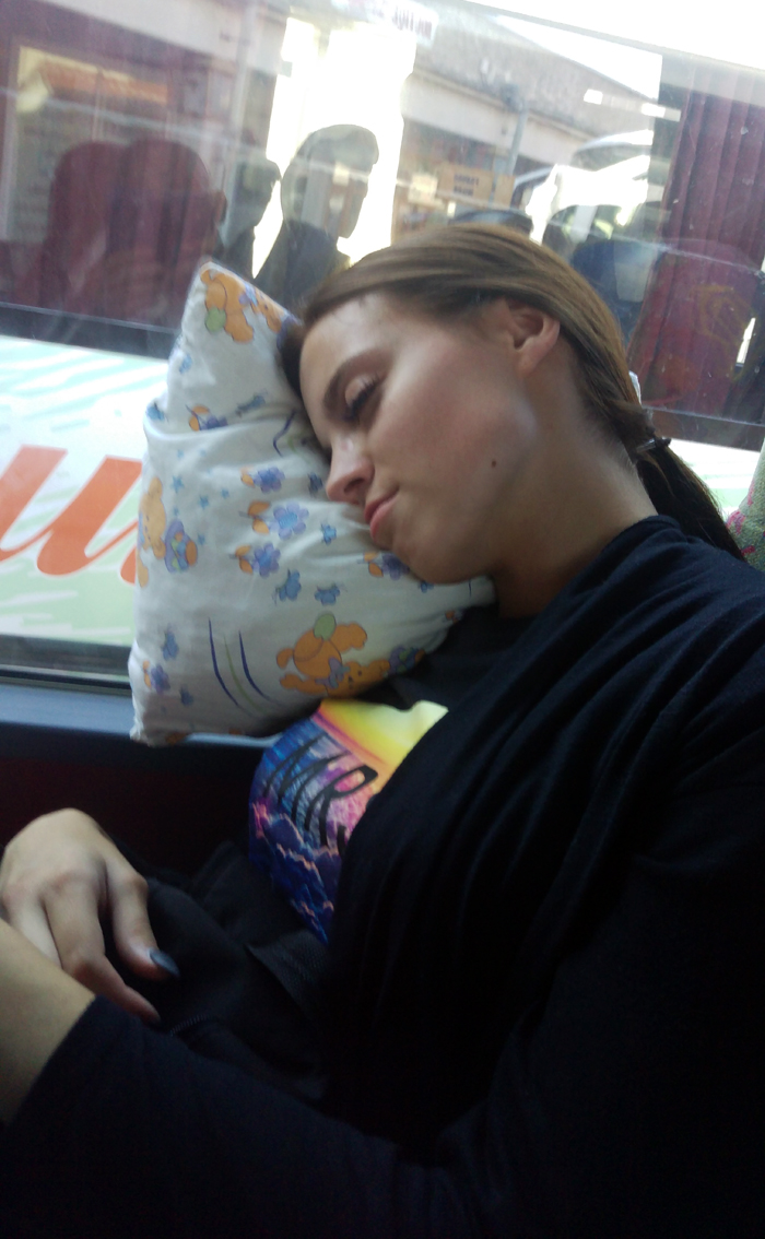Irena Jakičić looks tame while she sleeps, but that is just an illusion. Photo: Josip Novosel, Flash.hr