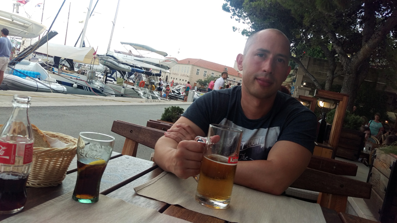 Pizzeria/restoran Topolino u Bolu na otoku Braču Josip Novosel Foto: Irena Jakičić, Flash.hr