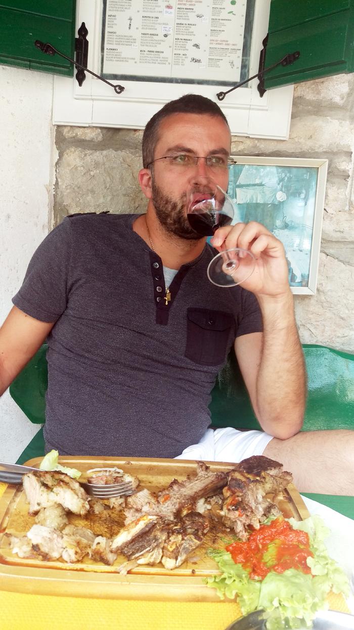 Jobulacije Doda - Čaša vina još nikog nije ubila - Mladen Grdović Foto: Josip Novosel, Flash.hr
