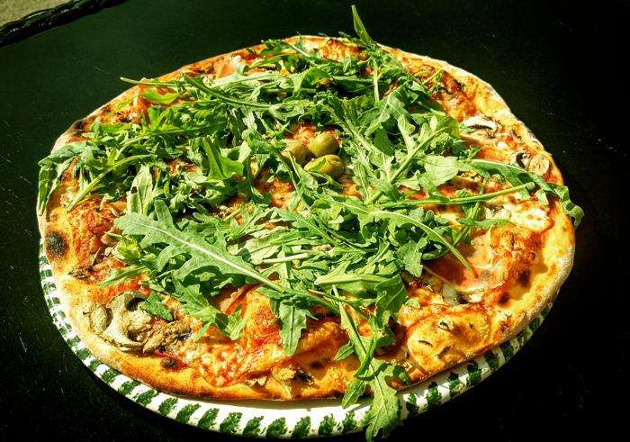 Pizzeria Porat na Velom Ižu Pizza Italiana Foto: Josip Novosel, Flash.hr