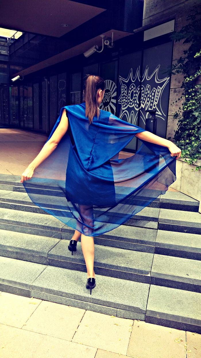 Candybalism - dizajnerica Mirna Mihoković Model: Irena Jakičić Foto: Josip Novosel, Flash.hr