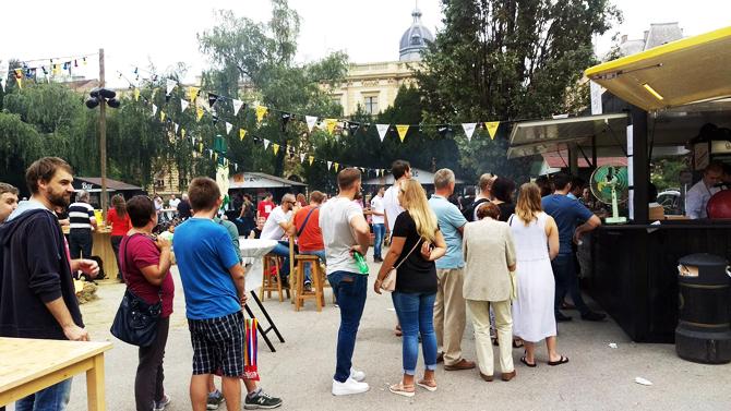 Zagreb Burger Festival Foto: Josip Novosel, Flash.hr