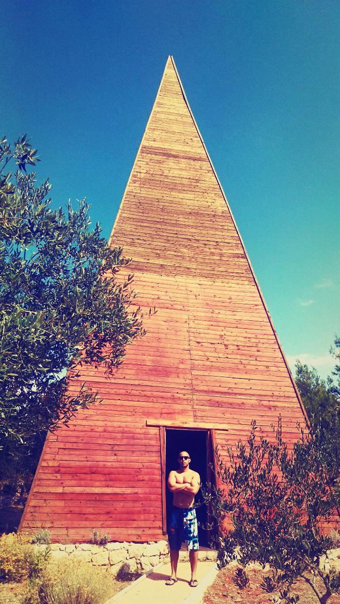 Hotel Korinjak - Piramida Foto: Flash.hr