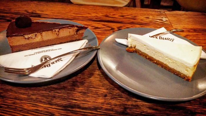 Vetro bar&bites - čokoladna torta i torta od sira Foto: Josip Novosel, Flash.hr