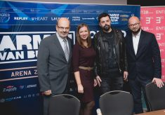 PRVI CROATIA WINTER MUSIC FESTIVAL U ZAGREB DOVODI ARMINA VAN BUURENA