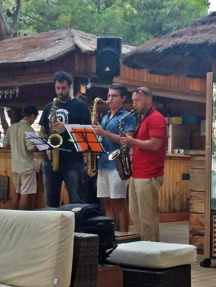 International Summer Music School Pucisca Cocktail bar Bolero u Bolu na otoku Braču Foto: Maja, Flash.hr