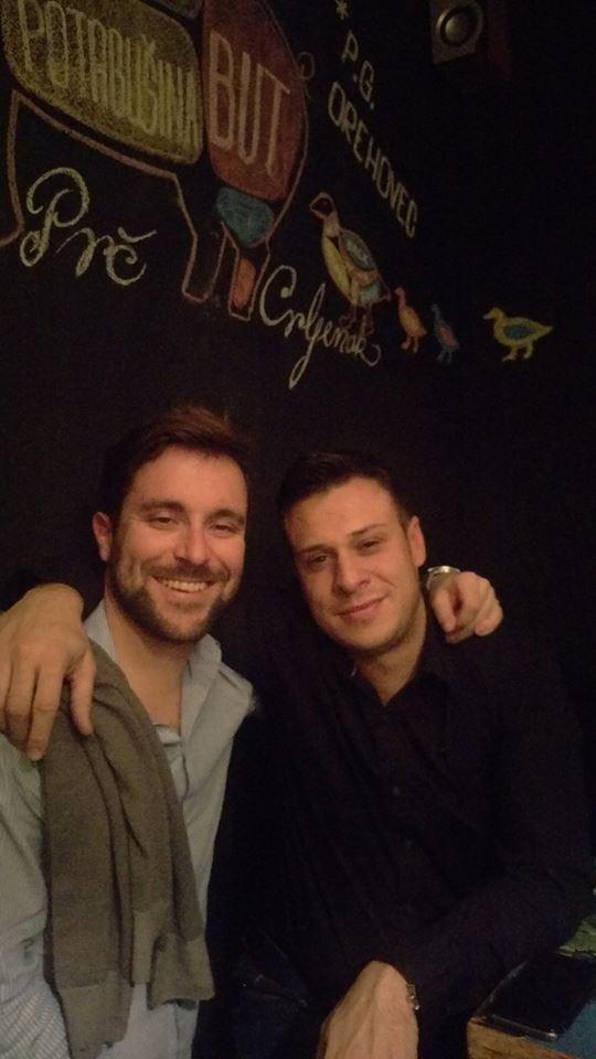 Primitivo - dr. Neven i Zoki Foto: Josip Novosel, Flash.hr