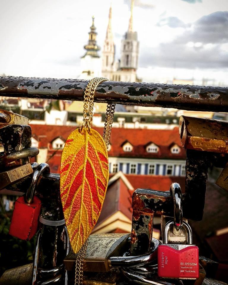 Re Leaf Me ogrlica Foto: Josip Novosel, Flash.hr
