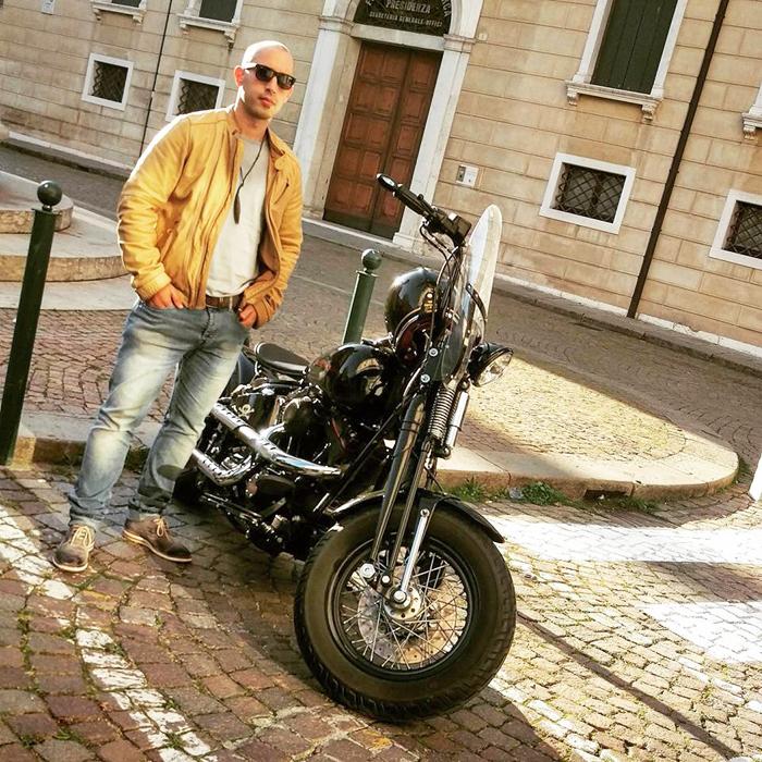 Don Jole Corleone aka Vin Diesel - Re Leaf Me ogrlica Foto: Irena Jakičić, Flash.hr