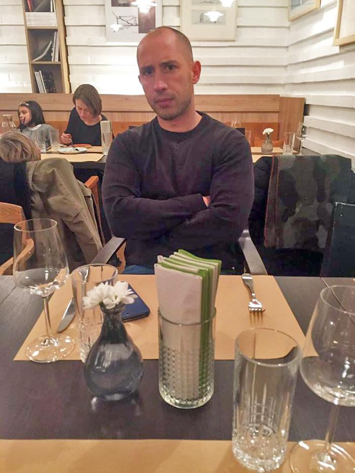 Restoran Voncimer Jole Kličko - kamatar iz Ukrajine Foto: Charles, Flash.hr