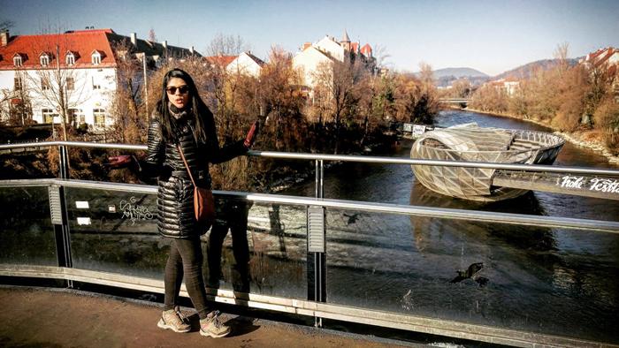 Soraya na mostu Foto: Josip Novosel, Flash.hr