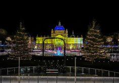 Ledeni park u Zagrebu – Brzi i žestoki na ledu