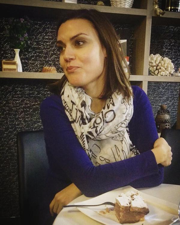 Dessert House Petra Aničić - kraljica papirnate ambalaže, direktorica Adria Calix firme Foto: Josip Novosel, Flash.hr