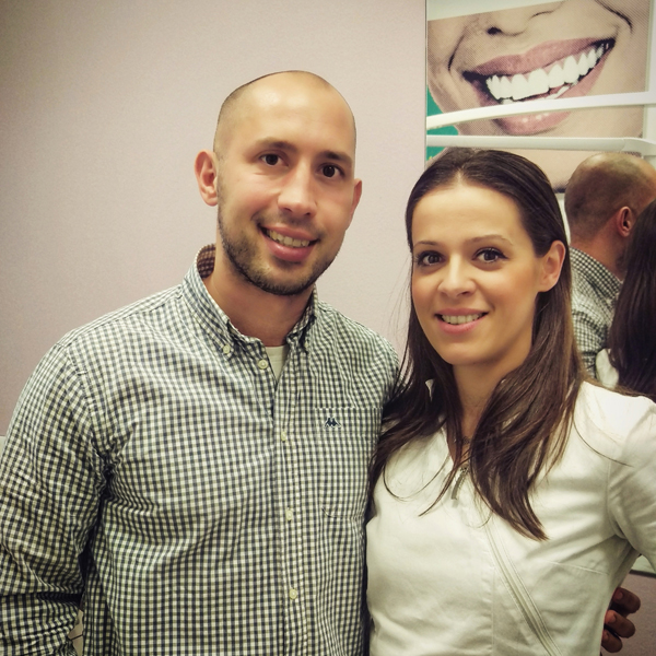 Esthetic Dental Center Josip Novosel i Izabela Foto: Flash.hr