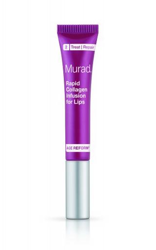 Murad kozmetika Rapid Collagen Infusion for Lips (10 mL)