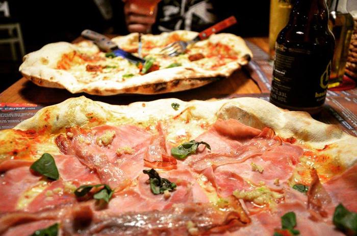 Pizzeria Duksa - Lajkam pancetu Foto: Josip Novosel, Flash.hr