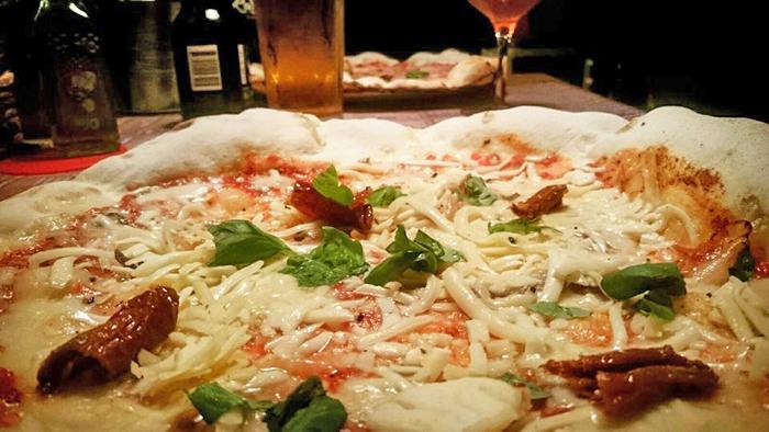Pizzeria Duksa - Kak ti Tartufi Foto: Josip Novosel, Flash.hr