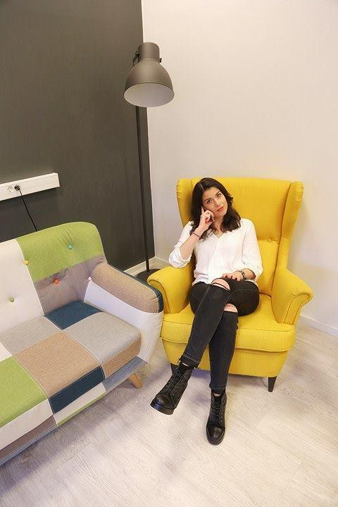 Karla Landripet se hvali svima da radim intervju s njom, Foto: Josip Novosel, Flash.hr