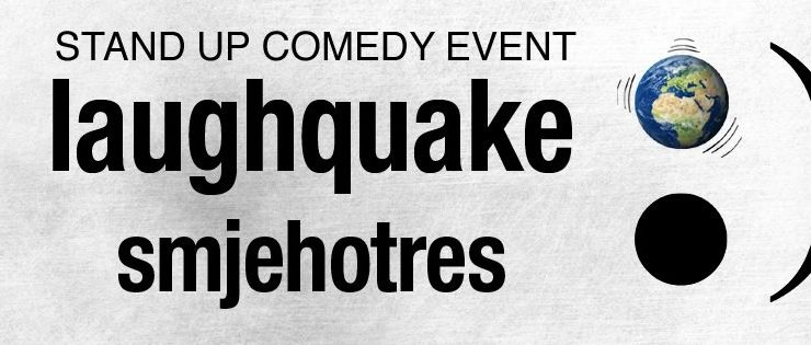 SMJEHOTRES – Besplatan BEST OF Stand up comedy program u Zagrebu!