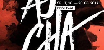 AJ CHA festival – Split, 18. – 20.8. 2017.