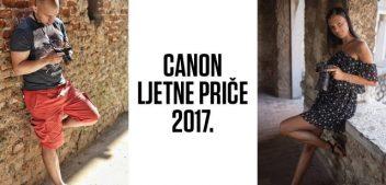 CANON Instameet – Osvojite putovanje od 10000 eura. Dođite danas u 18h u Art park