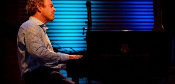 Koncertom Joey Calderazzo Trija otvorena nova sezona Jazz.hr 2017/2018 u koncertnoj dvorani Blagoje Bersa, Muzičke akademije u Zagrebu