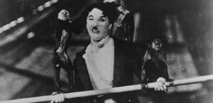 Kino Europa – Chaplinov 'Cirkus' uz pratnju Zagrebačke filharmonije!