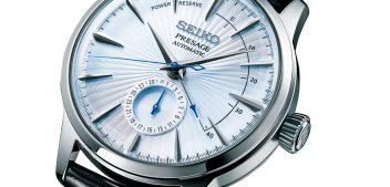 SEIKO Presage – koktel kolekcija ručnih satova